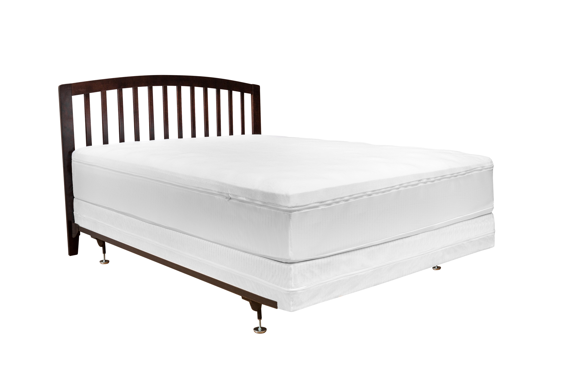 slumberluxe soft terry mattress encasement - Mattress Encasement